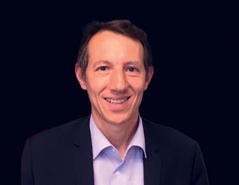 Bruno Recurt, directeur des ventes