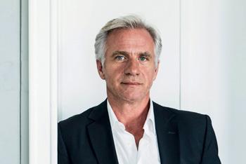 Pierre Bieuron, directeur du groupe Mercuri